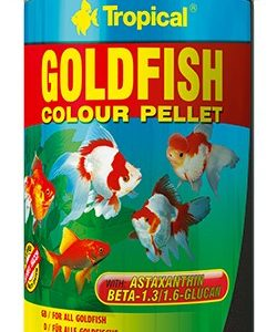 Goldfish Color Pellets 90g
